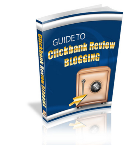 Product picture Guide To Clickbank Blogging Review