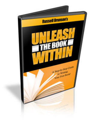 Product picture Unleash The Book Within, Publishing Your Own Book